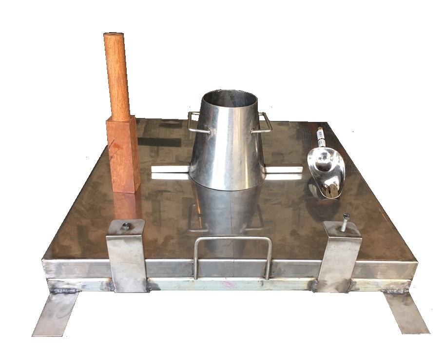 bàn đo độ chảy xòe bê tông