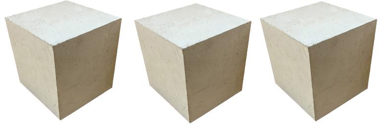 mẫu bê tông lập phương 150x150